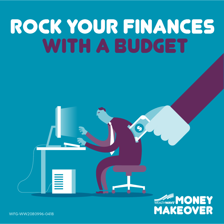 Rock Your Finances With A Budget