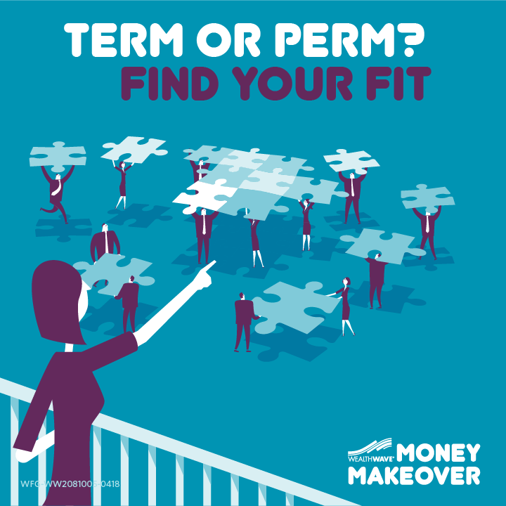 Term or Perm, Find Your Fit