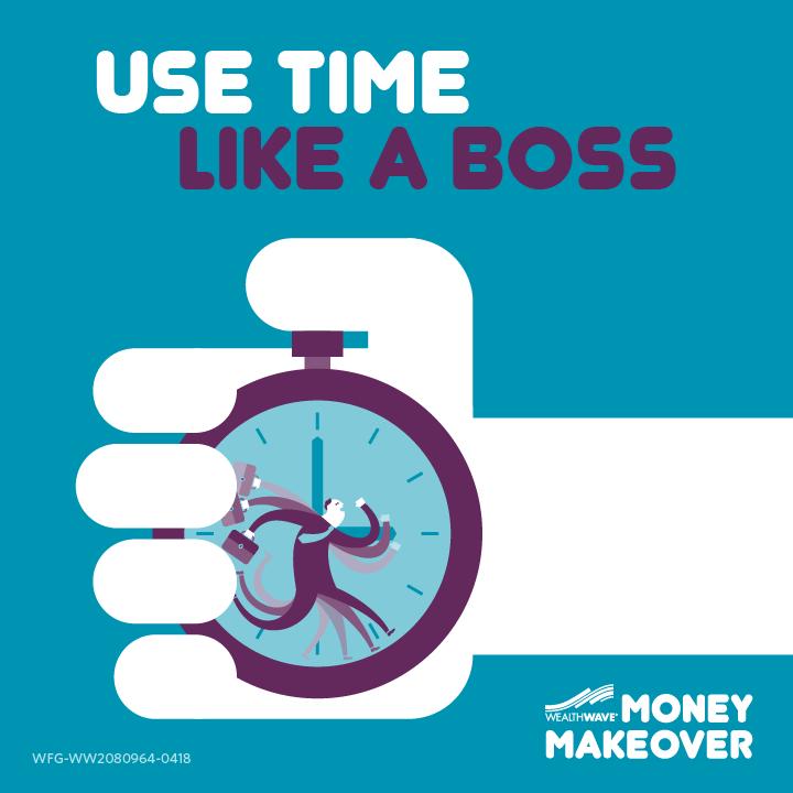 Use Time Like A Boss