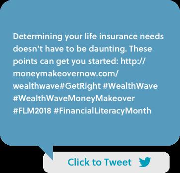 Determine your insurance needs